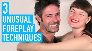 Video 3 Unusual Foreplay Techniques (Andrew and I Demo them) download MP3, 3GP, MP4, WEBM, AVI, FLV Juni 2018