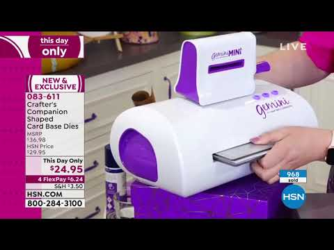 HSN | Crafter's Companion 05.05.2020 - 09 PM