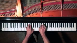 Dvořák  Humoresque No.7 in G flat - P. Barton FEURICH piano
