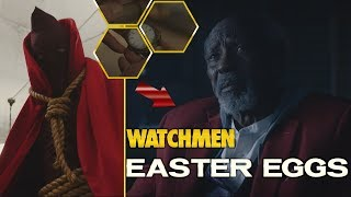 Watchmen Episode 2 Easter Eggs and Comic References