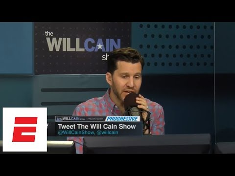 Will Cain would only take these 8 players ahead of Brad Stevens in a draft | Will Cain Show | ESPN