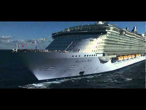 Welcome to Royal Caribbean Shipboard Careers ...!!!.avi