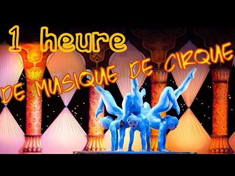 🎪 1 HOUR Circus music / clown music (Public domain, free royalty) 🎪