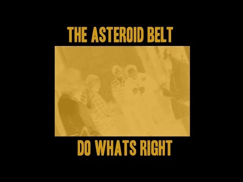 """The Asteroid Belt """"Do Whats Right"""" (New Full Album) 2016 Instrumental Space Rock"""