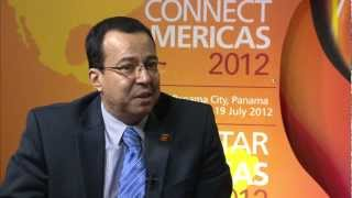 INTERVIEW @ CONNECT AMERICAS: Jose Ayala, Head of Government & Industry Relations, ERICSSON, Panamå