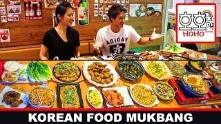 KOREAN FOOD with ZERMATT (Eating Show - Mukbang) Peggie Eats S02E17