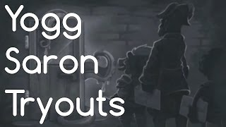 Hearthstone Tavern Brawl Servant of Yogg Saron Tryouts