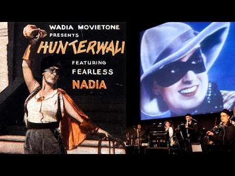 Fearless Nadia ~ Bollywood's Hunterwali Stunt Woman