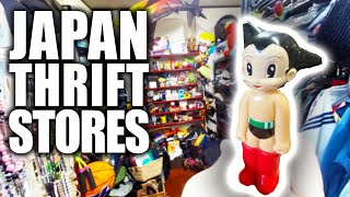 Inside 6 Japanese Thrift Stores in One Day