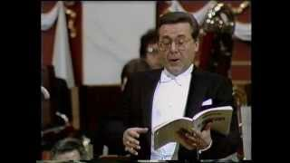 "Mendelssohn Bartholdy Paulus Nr.22 Rez. Tenor Sopran Chor ""O, welch eine Tiefe"""