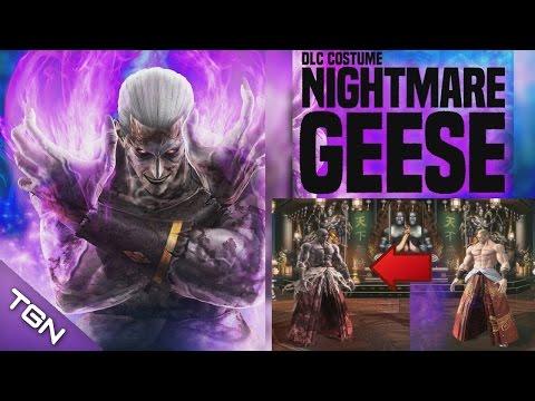 KOF XIV NIGHTMARE GEESE ES CONFIRMADO COMO DLC!!!!