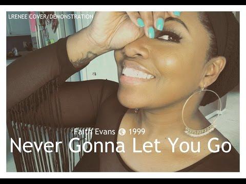 Faith Evans Never Gonna Let You Go (1999) - Karaoke