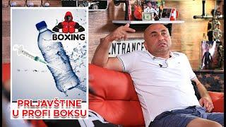 Vlado Božić otkrio prljavštine u profi boksu -