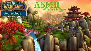 *ASMR* World of Warcraft Archeology Whisper Video w/Gum Chewing