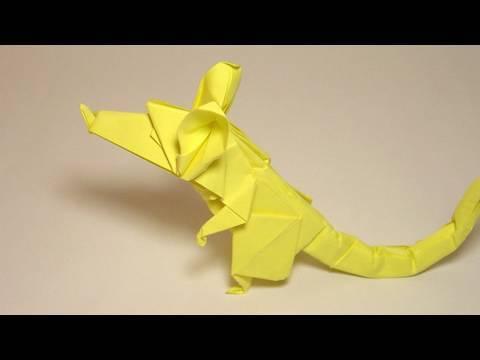 Origami Rat (Eric Joisel)