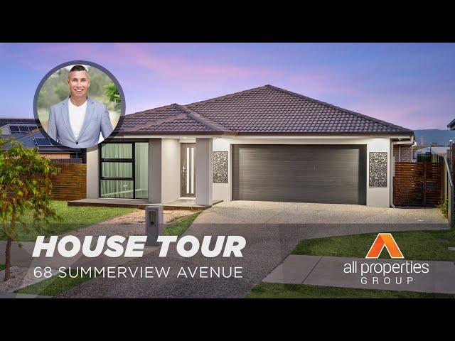 HOUSE TOUR | 68 Summerview Ave, Yarrabilba | Chris Gilmour