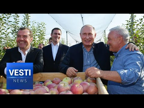 Putin Promises to Fix Russia's Countryside: Years of Neglect Need to be Reversed!