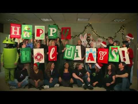 2011 Aristotle Interactive Christmas E-card – Creative Holiday Cards – Time Lapse