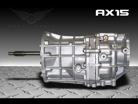 Info on the ax15 transmission jeep cherokee