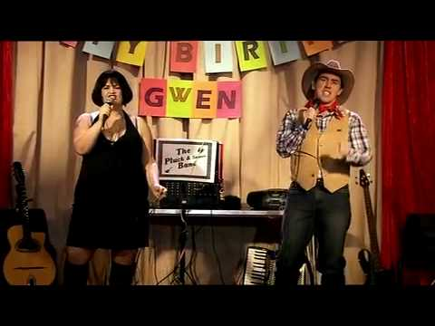 Gavin & Stacey - Nessa and Bryn sing Islands in the stream