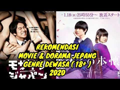 3 REKOMENDASI FILM \u0026 DORAMA JEPANG GENRE DEWASA 18+ SUBTITLE INDONESIA