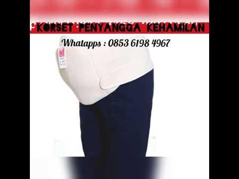 Maternity Support Belt Sorex, Korset Penyangga Perut Ibu Hamil