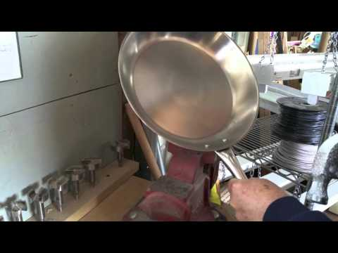 DFJ Quick Tip - How to fix a loose frying pan handle