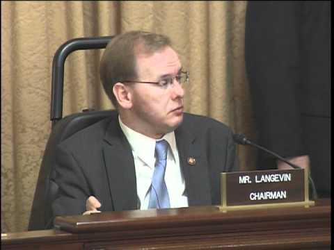 Markup H R 2631 Nuclear Forensics And Attribution Act Youtube