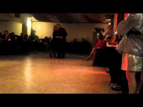 Argentine Tango: Jim & Linda honor Martha Antón - Poema