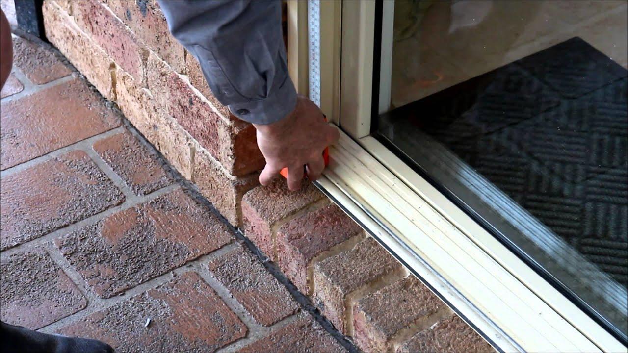 How To Measure A Sliding Security Screen Door Seconline