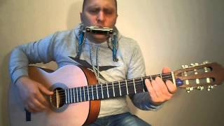 Jingle Bells - Гармошка+Гитара