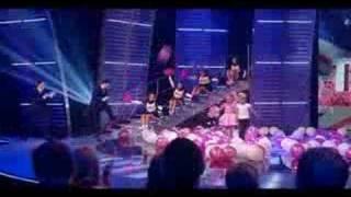 Britain's Got Talent - Final - Cheeky Monkeys