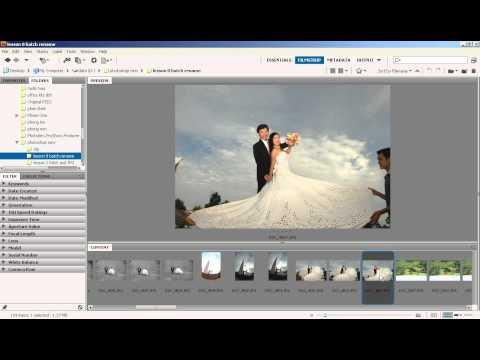Photoshop CS4 - Phan 1 - Bai 1 - Adobe Bridge CS4 duyet anh