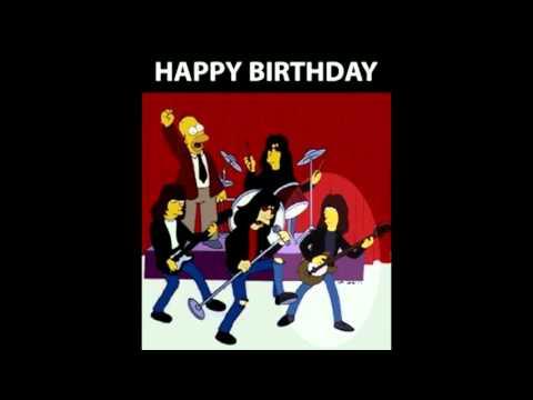 Happy Birthday Cake Gif Dark