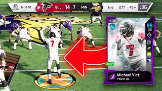 WORLD RECORD! First 99 OVERALL in Madden 20! Michael Vick!