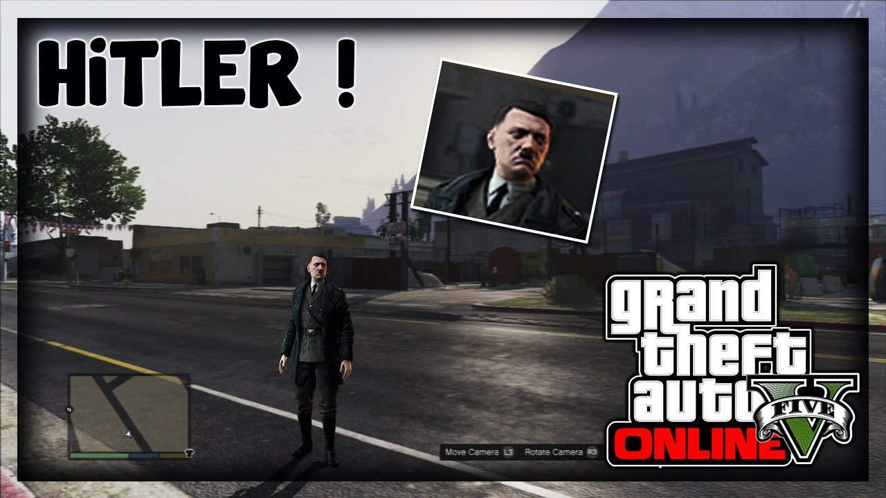 Citaten Hitler Xbox : Hitler est dans gta online easter egg télévision