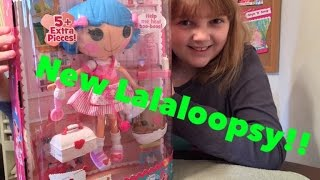 Lalaloopsy Rosy Bumps 'N' Bruises Checkup Edition Doll w/ Accessories - Unboxing & Review
