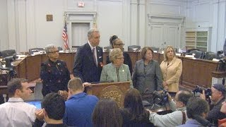 Wisniewski, Weinberg Media Avail After 2nd Meeting of NJ Select Committee on Investigation