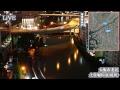 ライブカメラ 大阪市土佐堀川(旧淀川) ウェザーニュース大雨情報