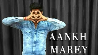 Aankh Marey || Dance Cover  ||Simmba|| Freestyle || nD-WON DANCE CREW || vikram choreography