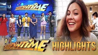 Meet the girl and boy version of your favorite It&#39s Showtime host It&#39s Showtime