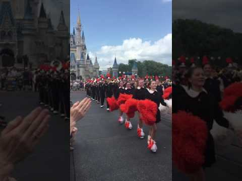 Bethel Park Music Department Spring Trip 2017 Orlando - Marching Band