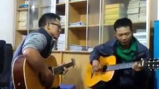 Tình yêu Thiên Chúa guitar cover