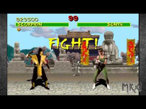 Mortal Kombat 1 (MS-DOS) with download links
