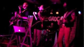 Futurist - What A Day That Was (Talking Heads) Arlene's Grocery 9/28/12