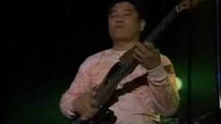 80年代、日本のファンクベースといえば、なかよし三郎です。