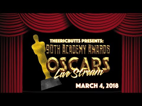 REACTION! The 90th Academy Awards - The Oscars 2018 (We are not showing The Oscars, only watching)
