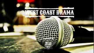 Hard West Coast / Piano Rap Beat Instrumental 2015 [ WEST COAST DRAMA ]