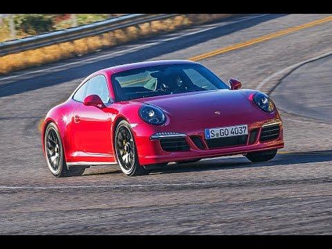 Porsche 911 GTS - Erste Fahrt