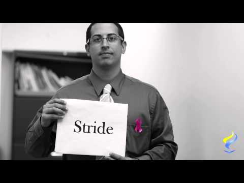 On October 19th in New York City's Central Park we are participating in the Making Strides Against Breast Cancer Awareness Walk. This video provides some of the reasons why we...